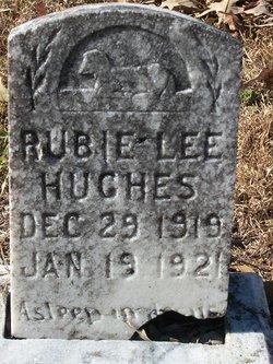 Rubie Lee Hughes