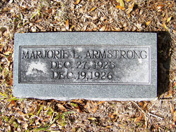 Marjorie L Armstrong