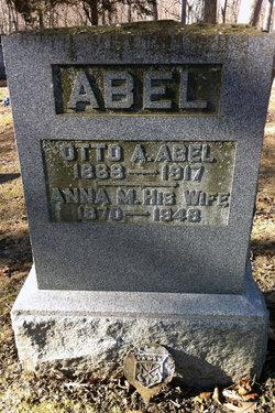 Anna Mary <I>Attig</I> Abel
