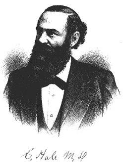 Dr Caleb Hale