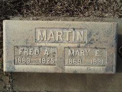 Frederick Alexander Martin