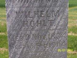 """Johann Friedrich Wilhelm """"Little Bill"""" Hohlt"""