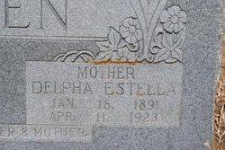 Delpha Estella Allen