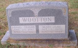 Daniel Taylor Wootton