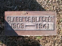 Clarence Irwin Blacker
