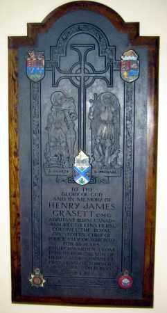Henry James Grasett