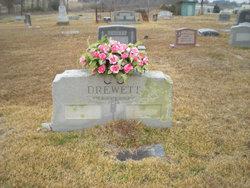 """Idella """"Della"""" <I>Oliver</I> Drewett"""