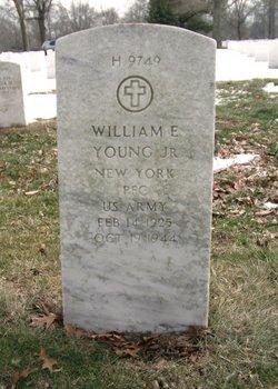 PFC William E Young, Jr