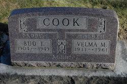 Velma M <I>Rich</I> Cook