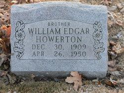 William Edgar Howerton