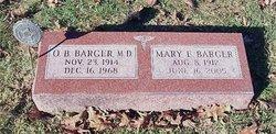 Mary E. Barger