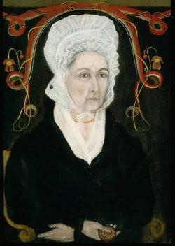 Dorothea <I>Dandridge</I> Henry