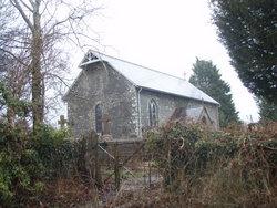 Rhydybriw Churchyard
