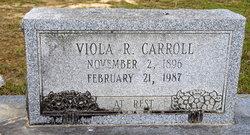 Viola <I>Robinson</I> Carroll