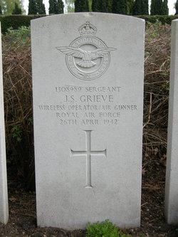Sergeant (W.Op./Air Gnr.) James Small Grieve