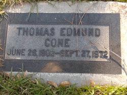 Thomas Edmund Cone