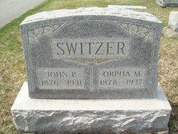 Orpha May <I>Stanford</I> Switzer