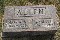 Charles B Allen