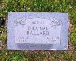 Eula Mae <I>Cade</I> Ballard