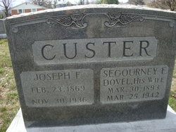 Segourney E. <I>Dovel</I> Custer