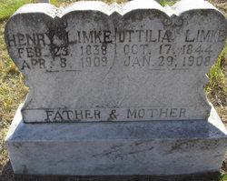 Ottilia <I>Meyer</I> Limke