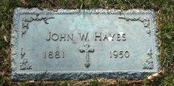 John W. Hayes