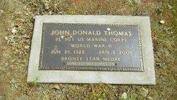 John Donald Thomas