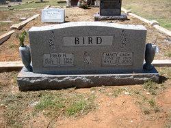 Macy O. <I>Daniel</I> Bird