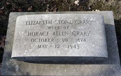 Elizabeth <I>Stone</I> Crary