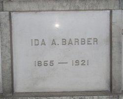 Ida A. Barber