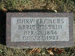 Mary Frances <I>Scales</I> Breitenstein