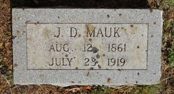 Jefferson Davis Mauk