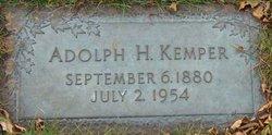 Adolph H. Kemper