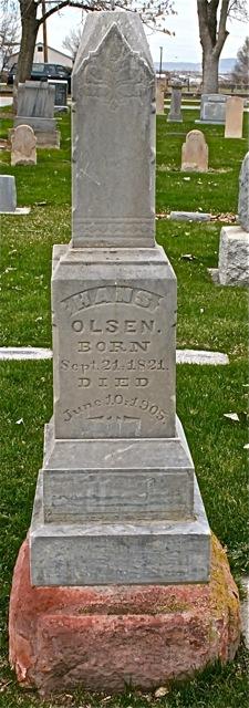 Hans Olsen