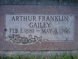 Arthur Franklin Gailey