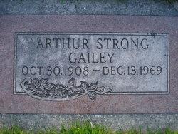 Arthur Strong Gailey
