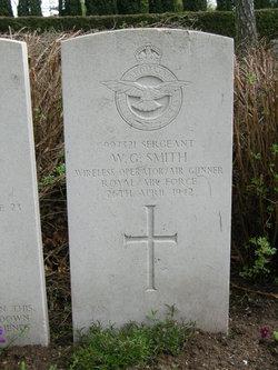 Sergeant (W.Op./Air Gnr.) William Gardiner Smith