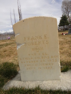 Frank Ether Roberts