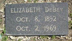 Elizabeth DeBey