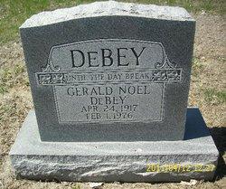 Gerald Noel Debey