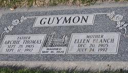 Ellen Blanch <I>Nelson</I> Guymon