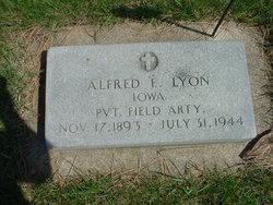 Alfred Earl Lyon