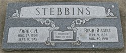 Reva <I>Bissell</I> Stebbins