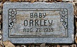 Infant Son Oakley