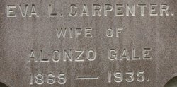 Eva Laurania <I>Carpenter</I> Gale