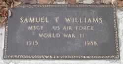 Samuel Thomas Williams