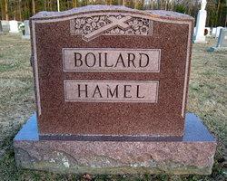 Aurore Marie <I>Hamel</I> Boilard