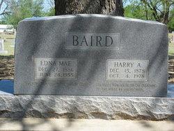 Edna Mae <I>Goodman</I> Baird