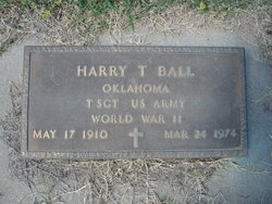 Harry T. Ball