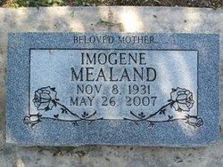 Imogene <I>Adams</I> Mealand